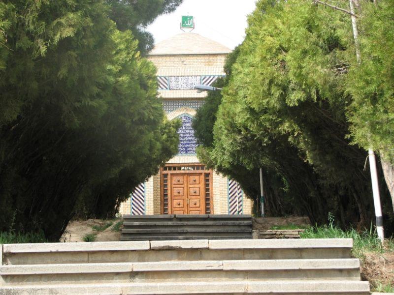 Sheikh Abolhasan Kharaghani, Kharaghan,Iran