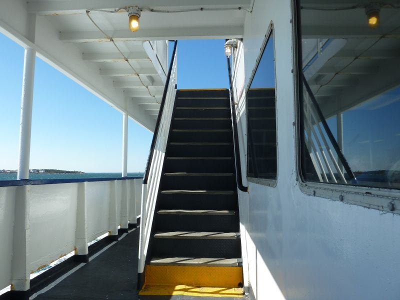 Cross Sound Ferry