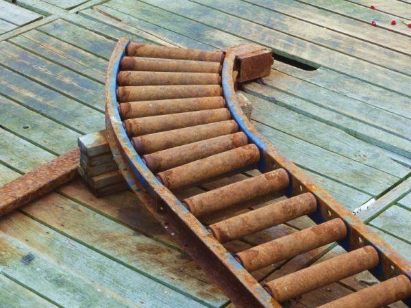 Dock Roller