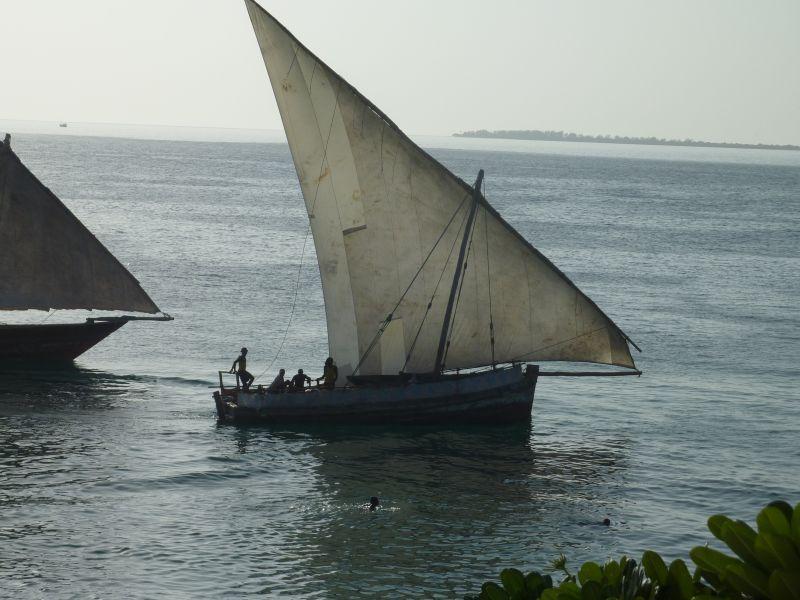 Dhow  (Zanzibar)