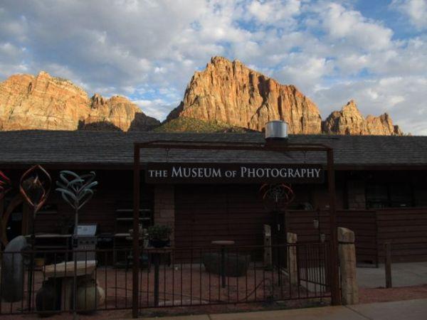 Museum of Photography, Springdale, Utah