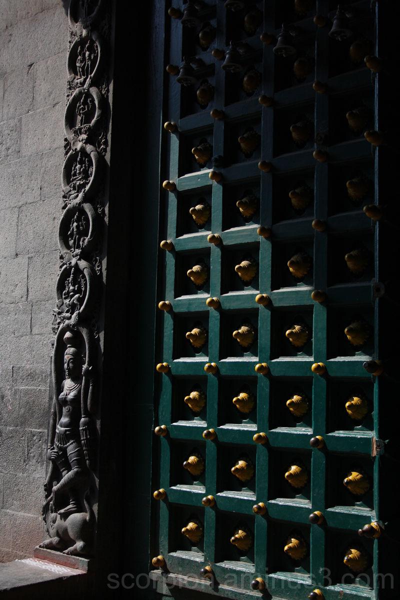 Entrance to Kabalishwarar Temple, Chennai