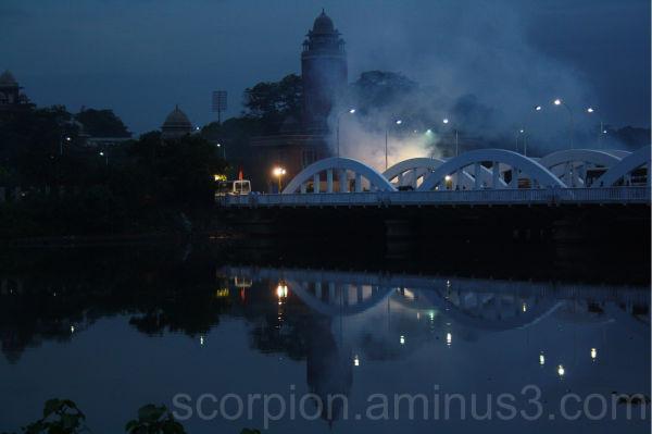 Napier Bridge, Chennai