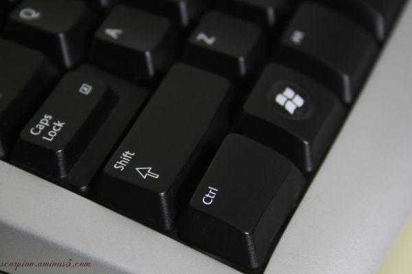 """""""Control """"Keys..."""