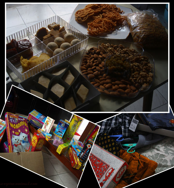 Yes, Deepavali has come....but not gone..yet..!!!