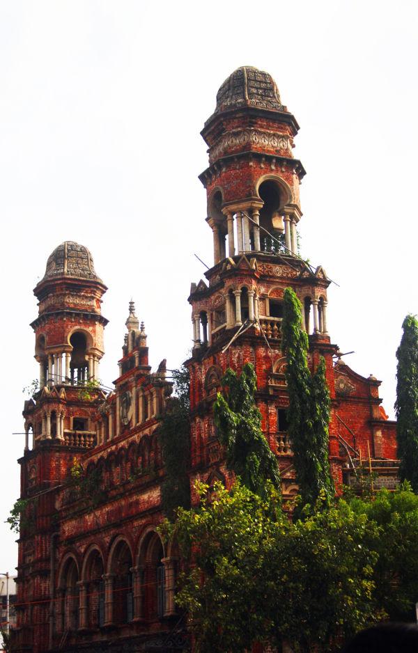 Colonial Architecture.. Anna Salai - Chennai