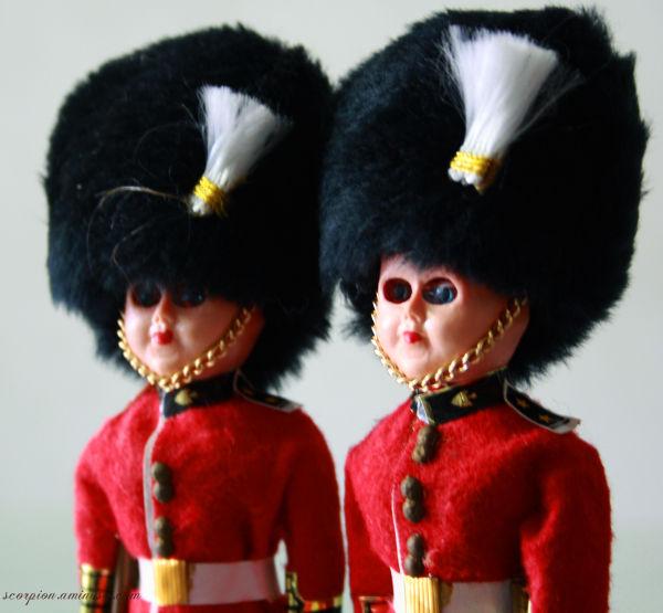 London Guards...