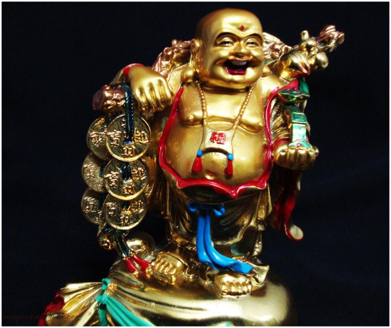 Laughing Buddha...