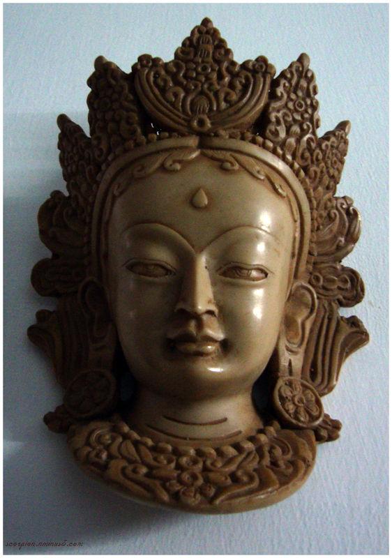 Goddess Tara - Nepal...