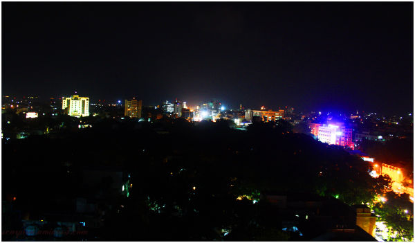 Night View, Chennai...