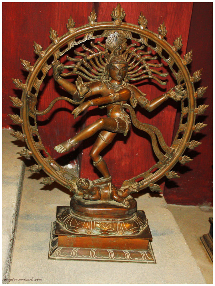 Lord Nataraja Idol...