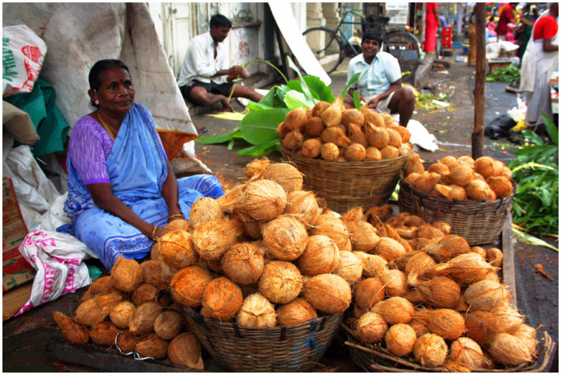 Market Place, Chennai...
