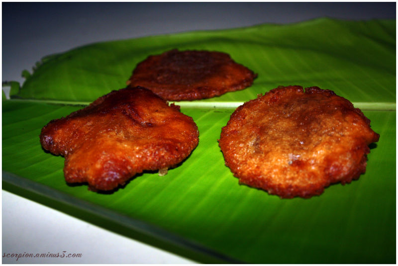 """Adhirasam"" - South Indian Sweet"