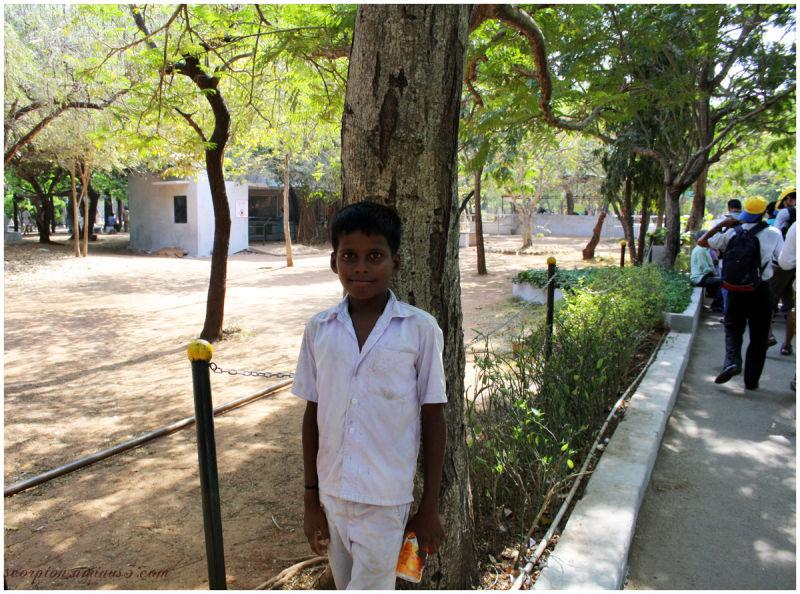 Adayar Park, Chennai