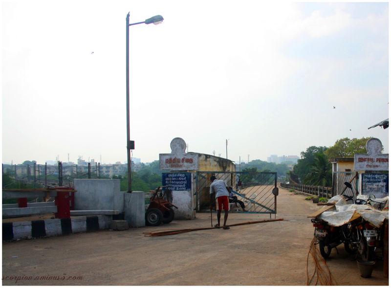 Central Prison, Chennai