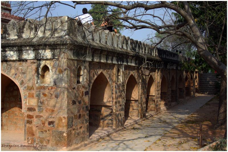 Khilji Madarsa, Qutub Complex...