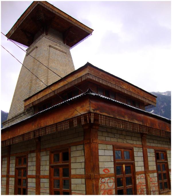 Manu Temple, Manali, Himachal Pradesh...