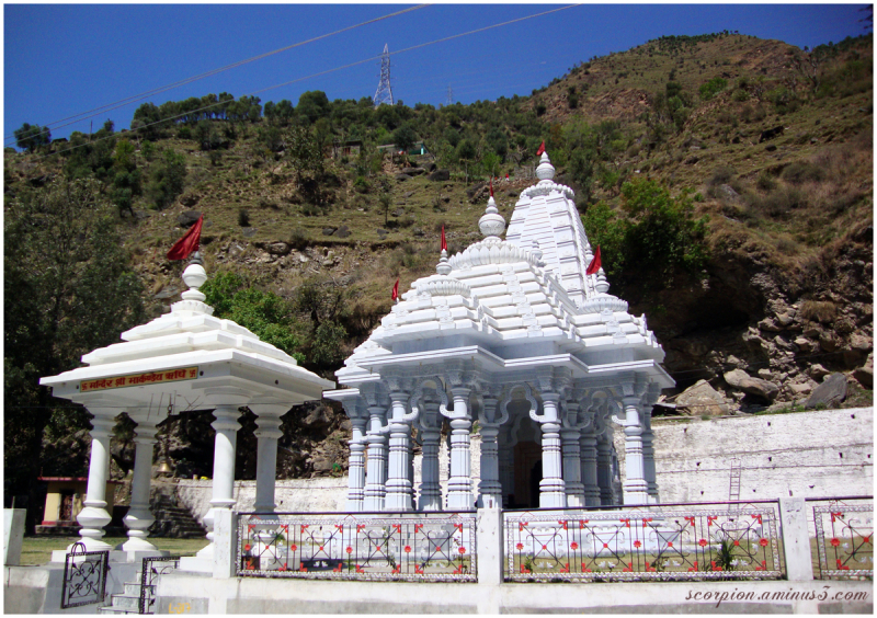 Markandeya Temple, Himachal Pradesh...