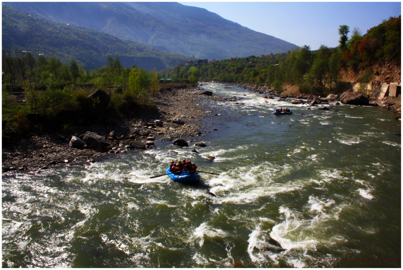 White Water rafting @ River Beas