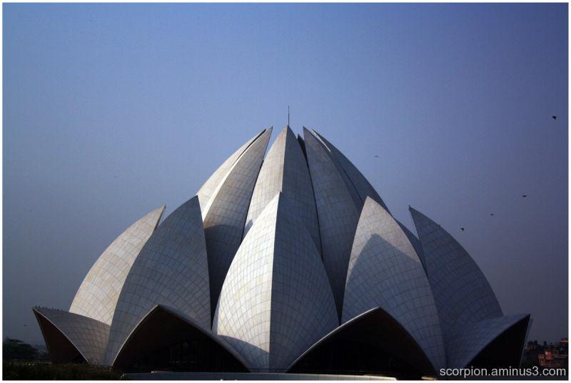 Lotus Temple - 2, New Delhi.