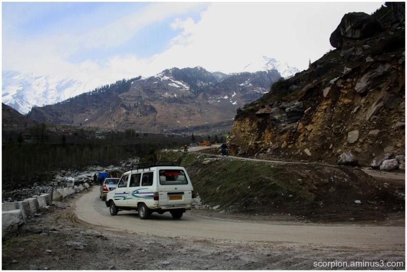 En route to Manali 5, Himachal Pradesh...