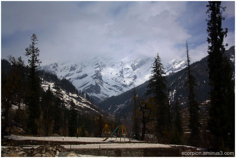 Solang Valley,  Himachal Pradesh...