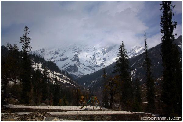 Solang Valley,  Himachal Pradesh...