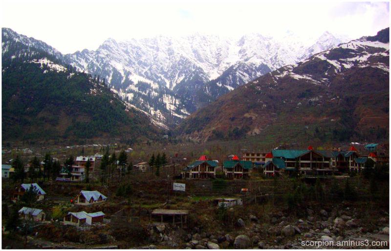 Solang Valley 3,  Himachal Pradesh...