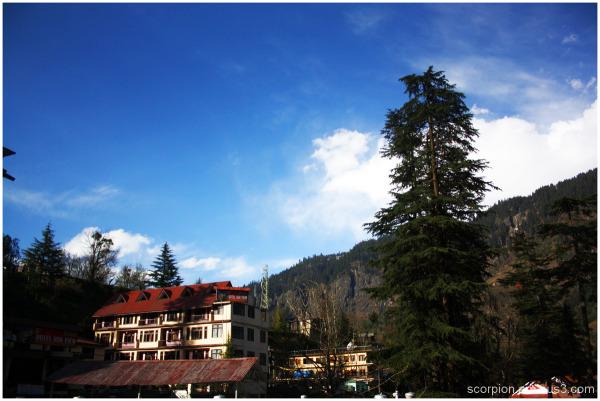 Manali, Himachal Pradesh...
