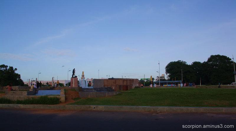 Marina, Chennai...