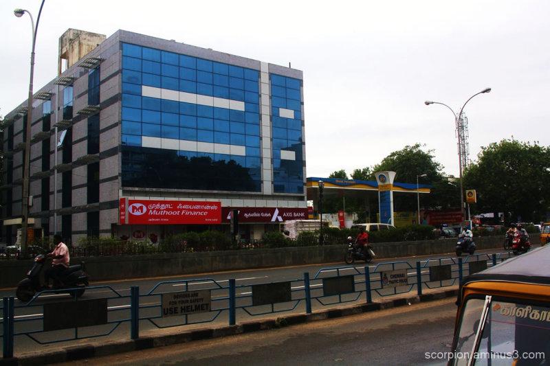 Mount Road, Chennai...