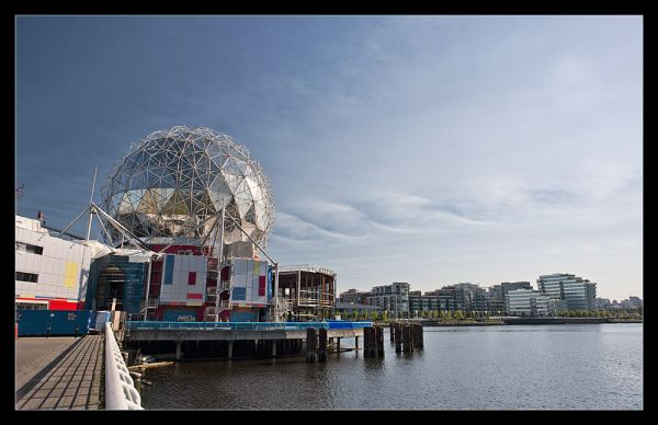 Science world gets a facelift