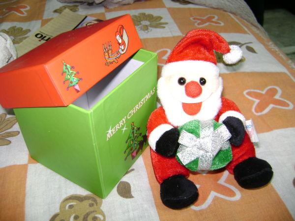 My last christmas gift