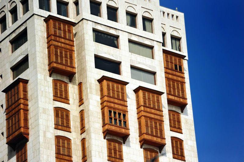 makkah's building (near)