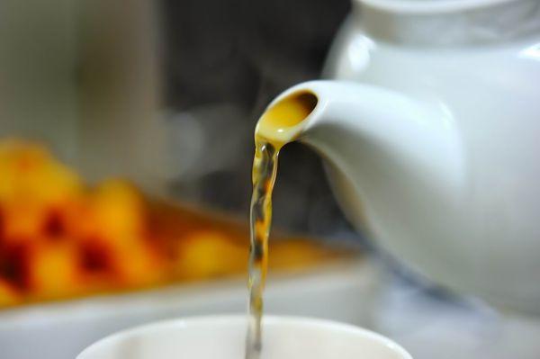 Tea everyone ?