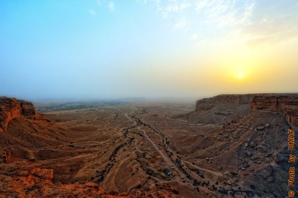the edge of the world - 50km from Riyadh