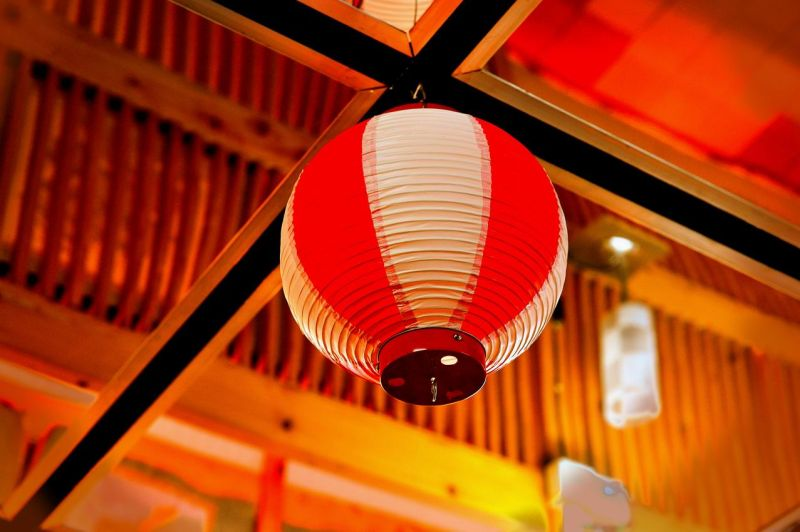 lampion in lomo