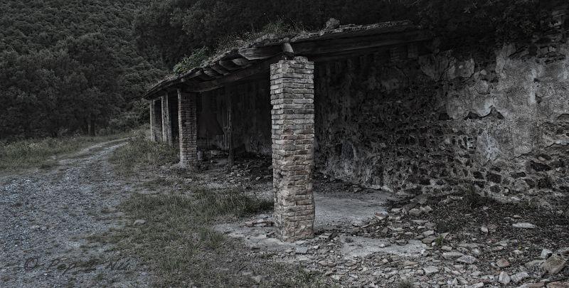 barraco, mines