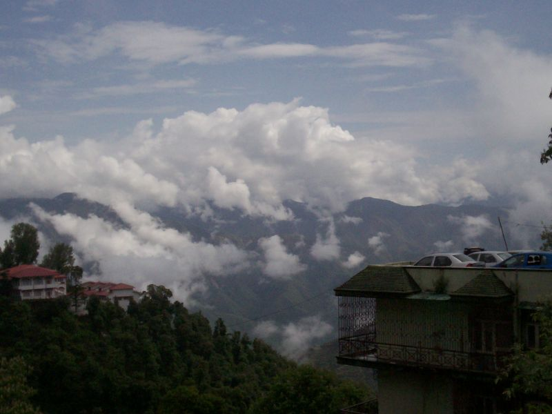 ~~MUSSOURIE~~