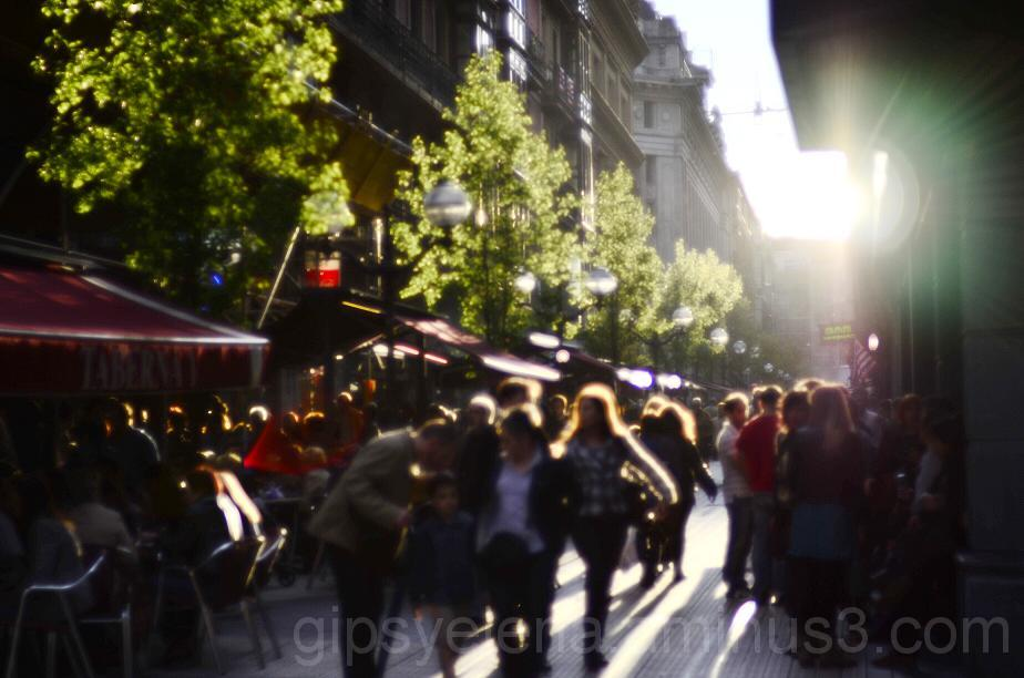 Bilbao's ordinary life II..