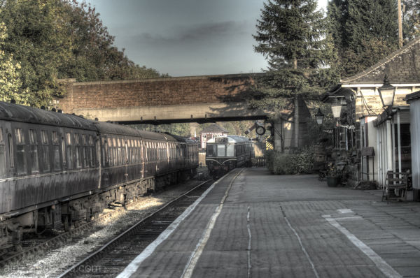 Butterley Platform