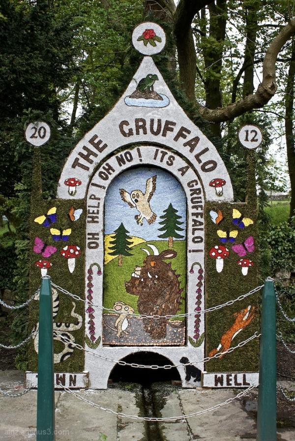 Gruffalo well