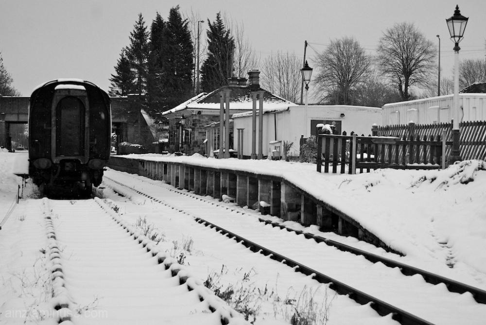 Butterley Midland Railway