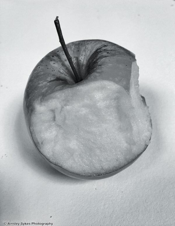 Apple on an Apple