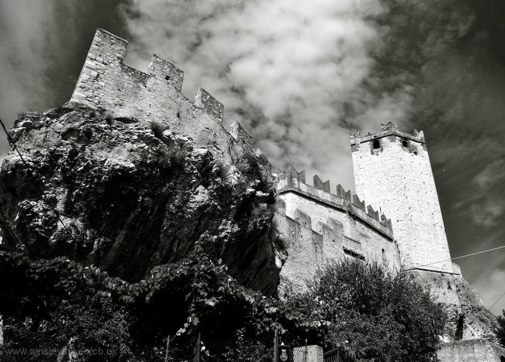 Malcesine, Italy, gardas