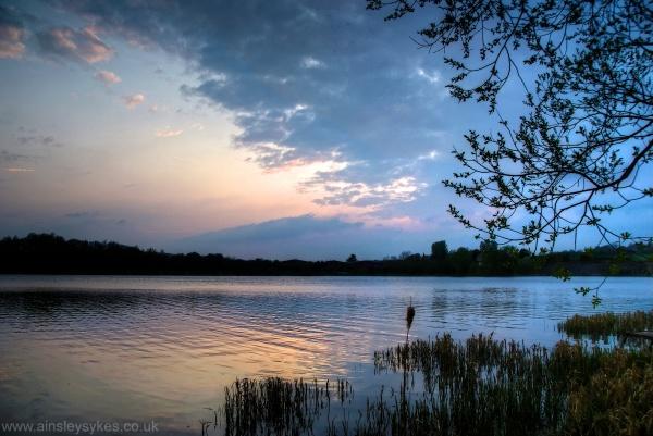 Butterley Sunset