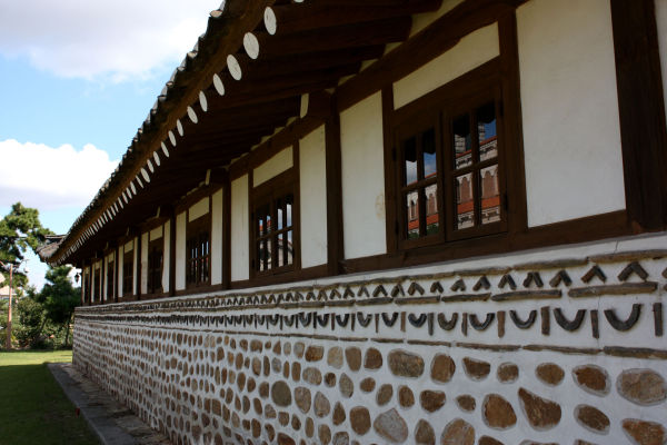 Hanok church @ gwanghwado