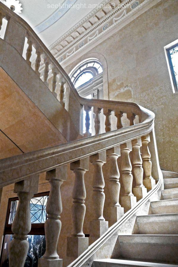 Beautiful Old Stairway