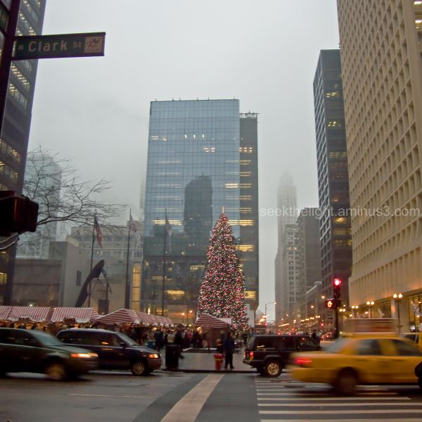 Christmastime in Chicago