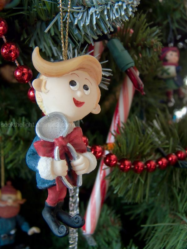 The Would-Be Dentist Elf